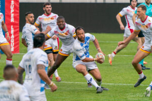 """Frederic Speziale """"Rugby TO XIII"""""""