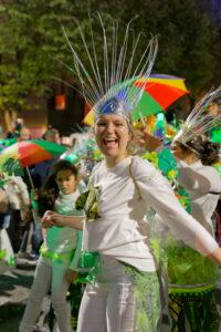 Marie Civel Carnaval de Toulouse